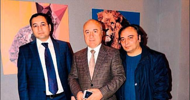 YDÜ sergisi Azerbaycan'da