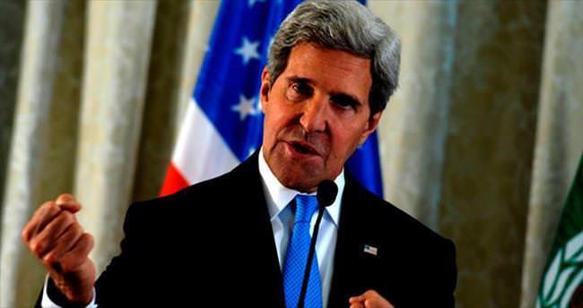 Kerry: Kaos bölgeye yayılır