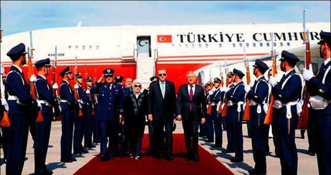 Erdoğan'dan Latin Amerika çıkarması
