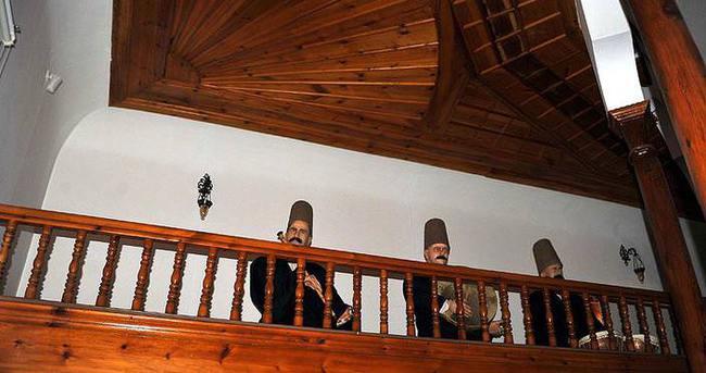 Tokat Mevlevihane Müzesi ahşap yapısıyla ilgi çekiyor