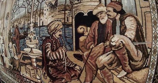 Hereke halısı eski ününe Türk dizileriyle kavuşuyor
