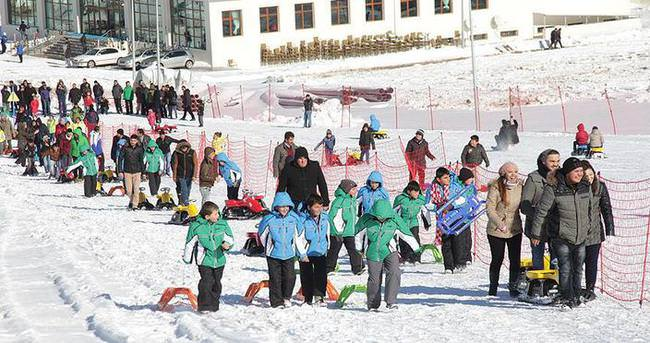 Köy çocuklarının 'yıldızı' parlayacak