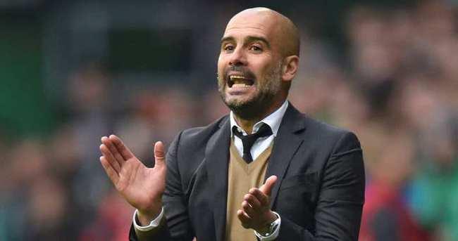 Guardiola resmen Manchester City'de