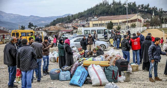 Türkmenler Türkiye 'ye sığınmaya devam ediyor!