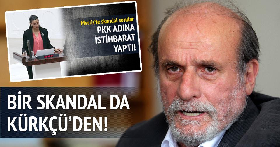 HDP'li Ertuğrul Kürkçü'den karakol soruları