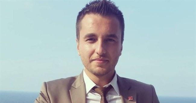 CHP Gençlik Kolları Başkanı istifa etti