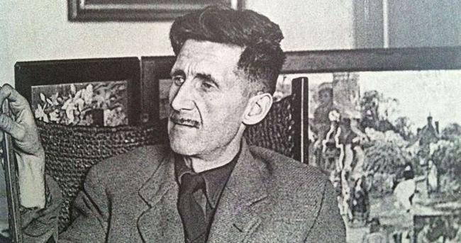 George Orwell'in hangi kitapları istihbarat servisi tarafından satın alınmıştır?
