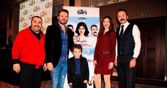 İran televizyonu için dizi çekiliyor