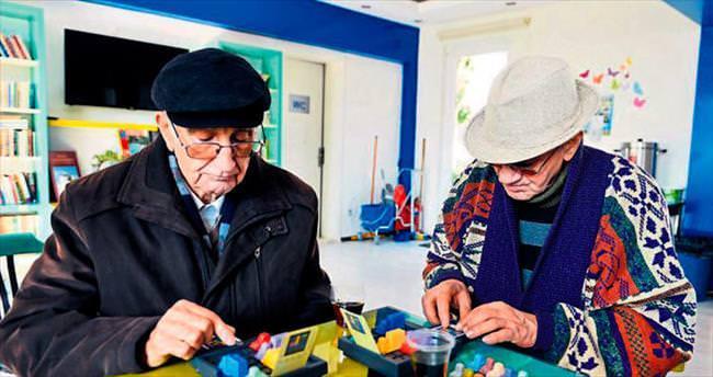 Yaşlılar için zeka oyunu