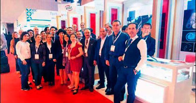 Medikal üreticileri Arab Health Fuarı'nda