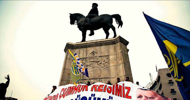 Cumhurbaşkanı Erdoğan'a çağrı