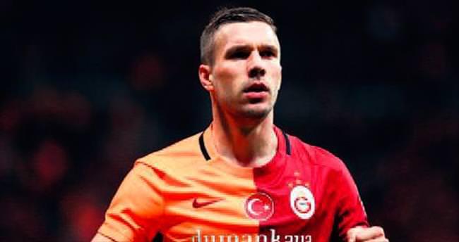 Ve Podolski döndü!