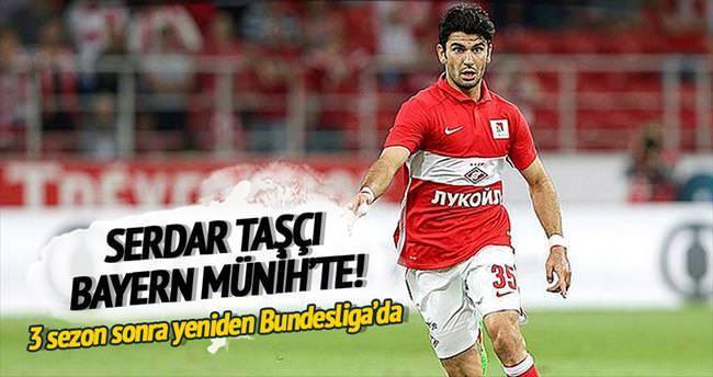 Serdar Bayern'de