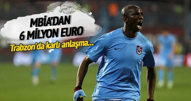 Mbia'dan 6 milyon €