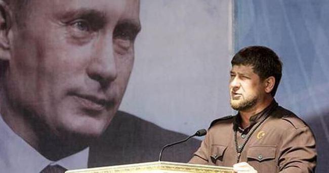 Kadirov'dan videolu tehdit!