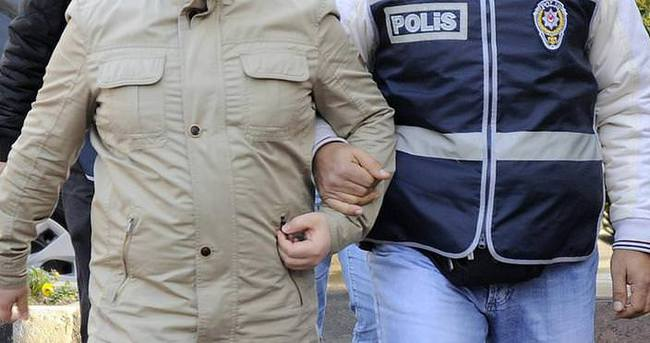 Manisa merkezli FETÖ/PDY operasyonu: 19 gözaltı