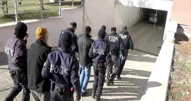 Gaziantep'te PKK'ya 2 tutuklama