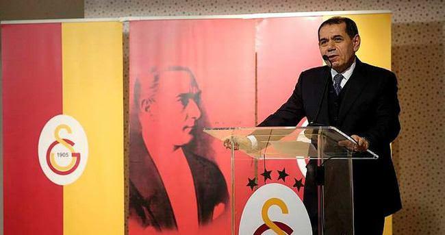 Dursun Özbek: Galatasaray'ın vergi borcu yok