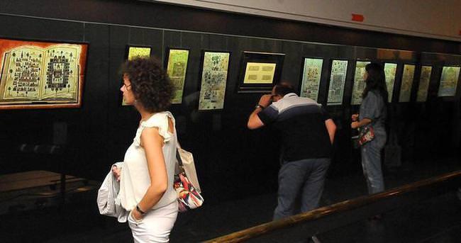 Matrakçı Nasuh sergisinin süresi uzatıldı