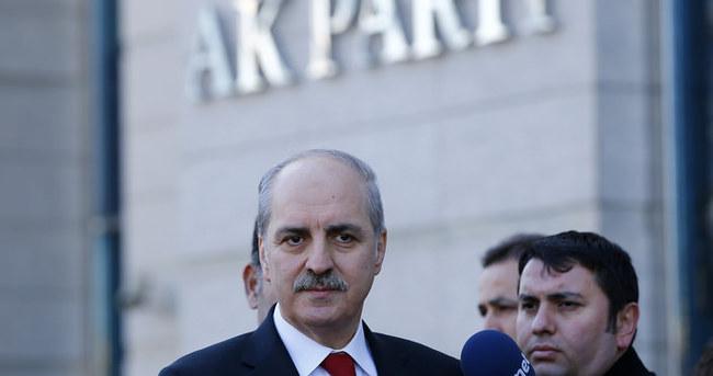 Başbakan Yardımcısı Kurtulmuş'tan yeni karakol açıklaması!