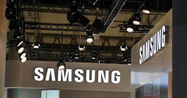 Samsung bunu da yaptı