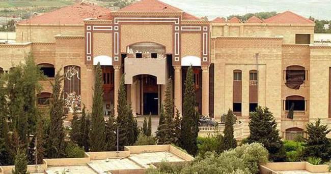 Saddam'ın sarayları krize çözüm oldu