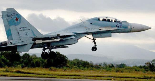 Kremlin: Su-34 uçağı Türk hava sahasını ihlal etmedi