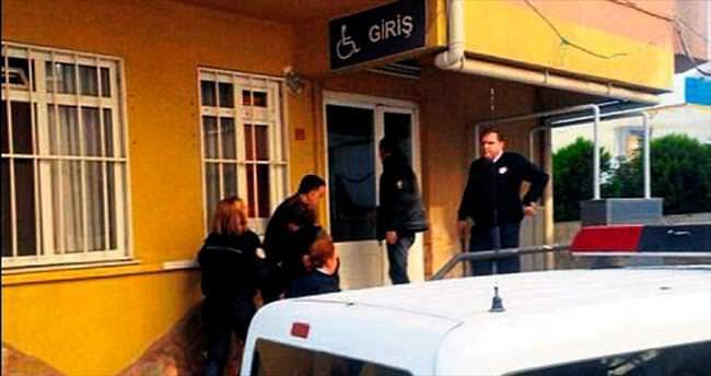 Bombalı teröristler otogarda yakalandı