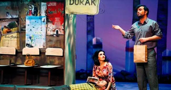 Azeri operet Türk izleyiciyle buluştu