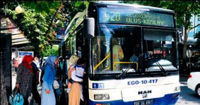 Toplu taşımaya ücret düzenlemesi
