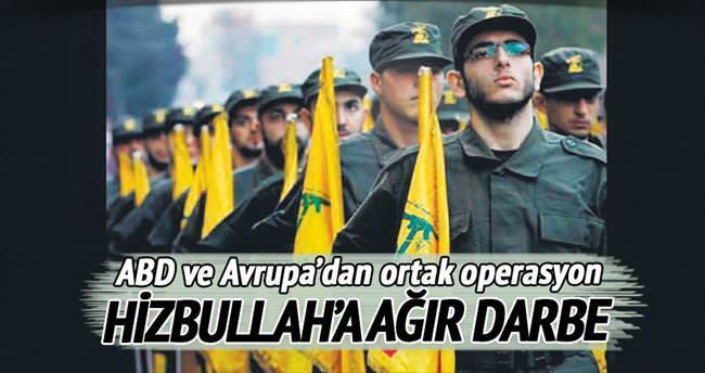 Hizbullah'ın uyuşturucu ağına ağır darbe