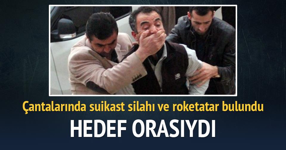 2 DHKP-C'linin hedefinde Ankara vardı