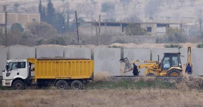 Gaziantep'te IŞİD sınırda askerlere ateş açtı