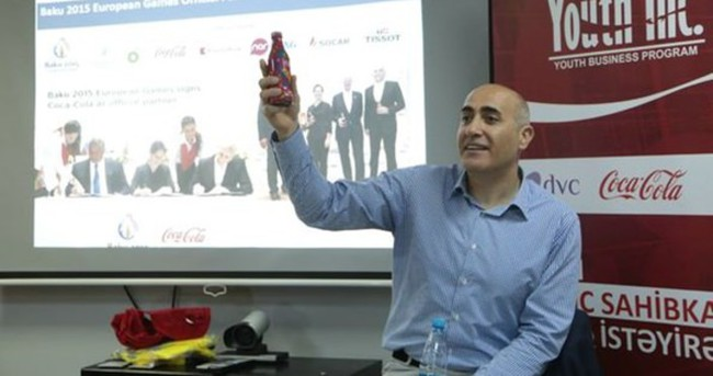 Coca-Cola Azerbaycan Genel Müdürü öldü