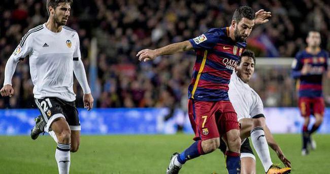 Ardalı Barcelona farklı kazandı