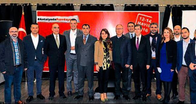 Antalya'daki ilk teknoloji fuarı