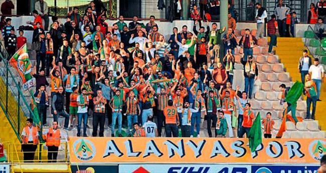 Alanyaspor'da biletler satışta
