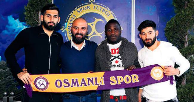 Osmanlıspor'dan son dakİka golü