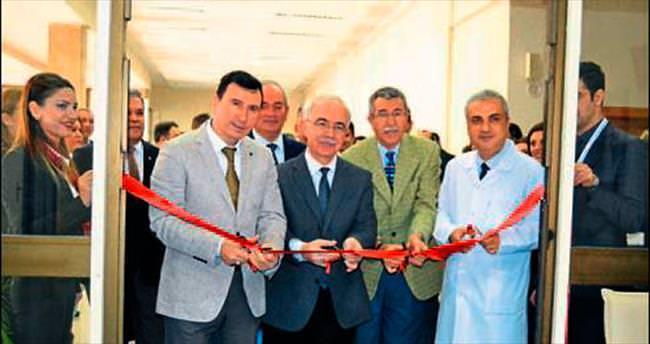 Bozyaka'da yeni hizmet alanı açıldı