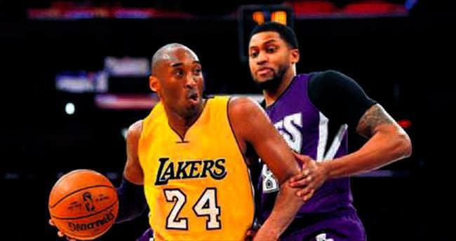 Kobe maziyi andı