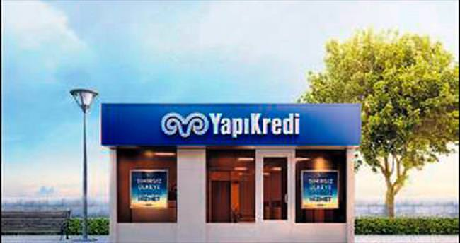 Yapı Kredi'de mevduat ve kredi % 21 arttı