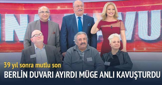39 yıl sonra Müge Anlı'da kavuştular