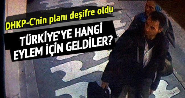 Türkiye'ye git çatışarak öl!