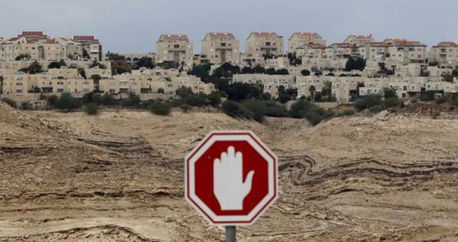 İsrail'den Batı Şeria'yı bölme planı