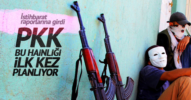 PKK, Drone'lu eylem yapacak