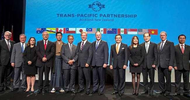 Trans Pasifik İşbirliği Anlaşması imzalandı