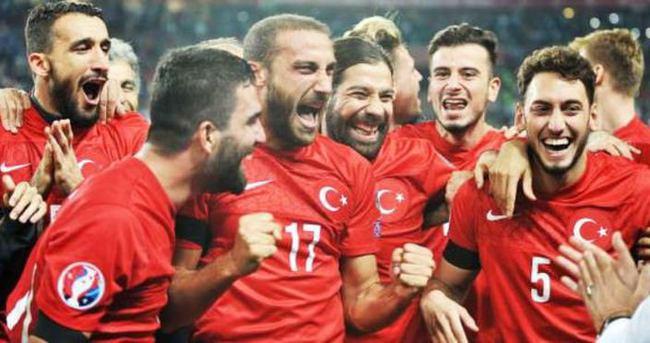 Türkiye, FIFA Dünya Sıralaması'nda 20.'liğe yükseldi