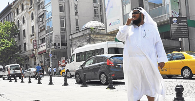 Araplar emlak sektörünün yüzünü güldürecek!