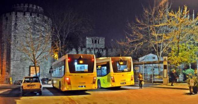 İETT'den İstanbul gece ulaşım rehberi