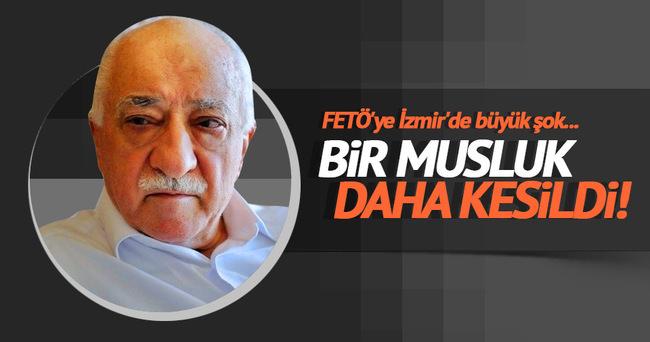 FETÖ'ye İzmir'de büyük şok